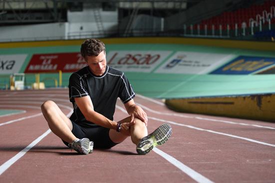 Lesiones relacionadas con deportes - Dr. Rodolfo Ivancovich