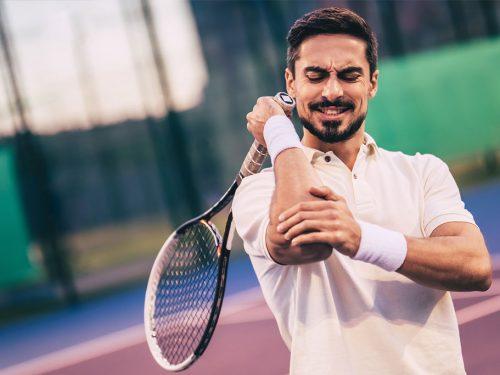 El codo de tenista (epicondilitis lateral): Médicos especialistas y diagnóstico