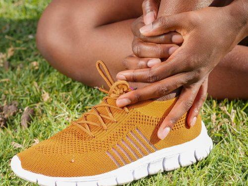 Rehabilitación en caso de fractura de tobillo